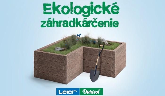 ekologické záhradníčenie durisol