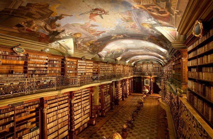 5 najkrajších miest na čítanie