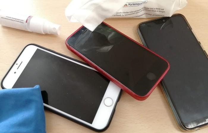 ako si vyčistiť mobil