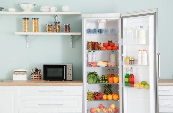 4 užitočné funkcie chladničky