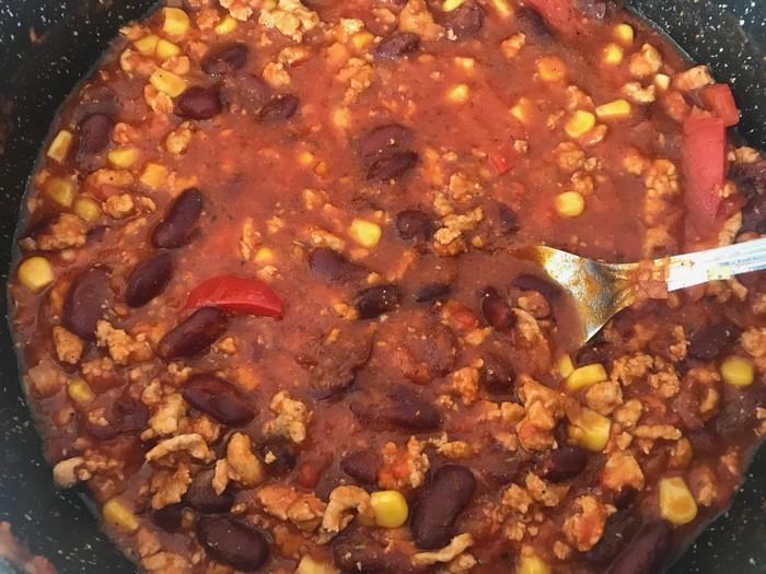 chilli con carne recept