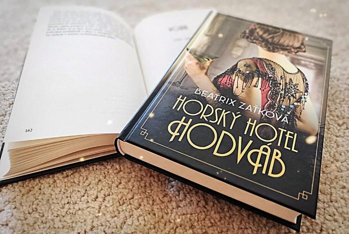 kniha Horský hotel Hodváb