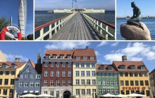 škandinávsky víkend Malmo Kodaň