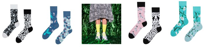 ekologické ponožky dedoles
