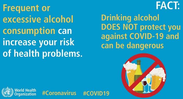 WHO mýty a fakty koronavírus