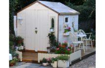 záhradné domčeky