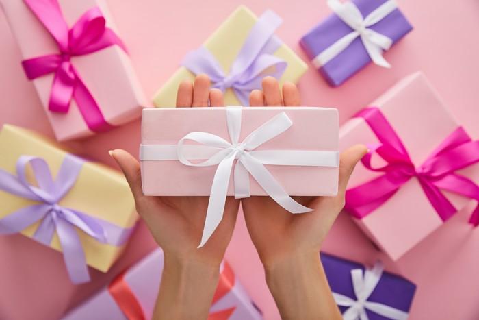 vhodný darček pre dievča