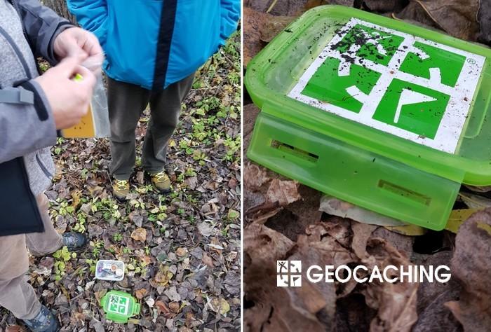 geocaching - krok za krokom