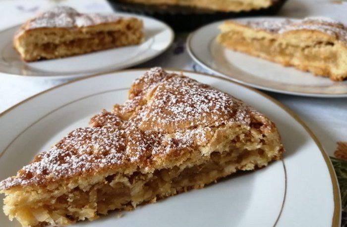recept na jablkový koláč