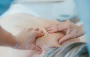 alpa masáž
