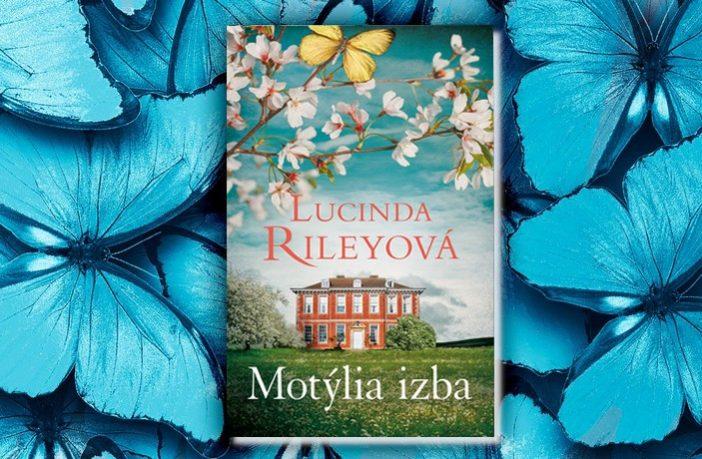 kniha Motýlia izba