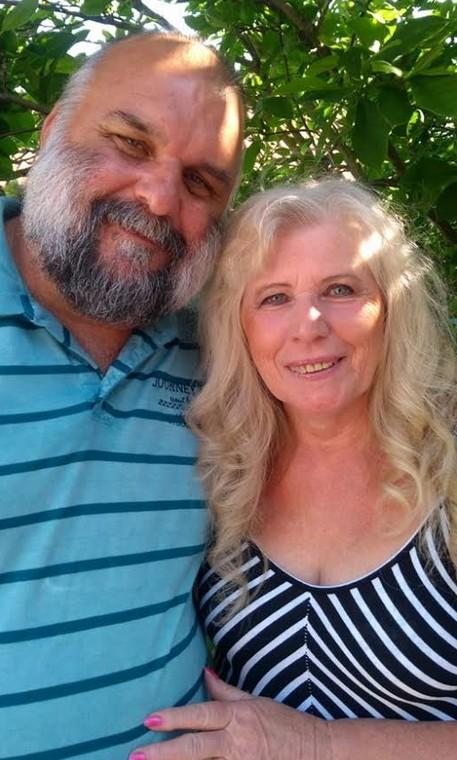 Jarmila Zacher Pajpachová s manželom