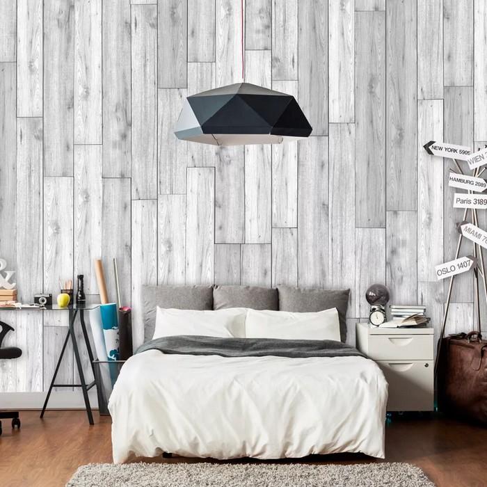 tapety do spálne imitácia dreva