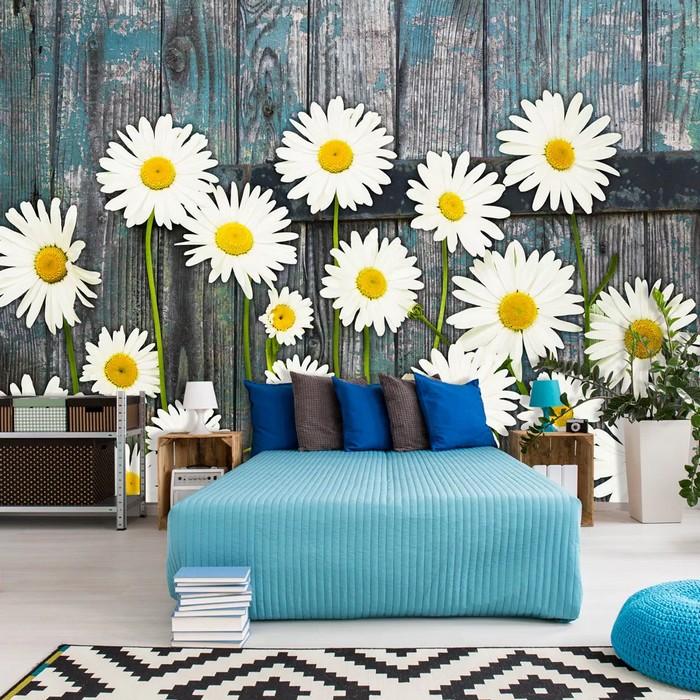 tapety do spálne kvety