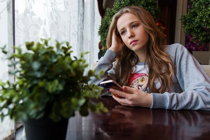 problémy v puberte
