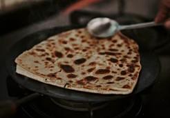 tortilla na mexickú quesadillu
