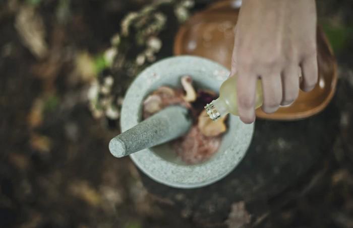 myslite na aromaterapiu