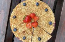 ovocné crumble recept