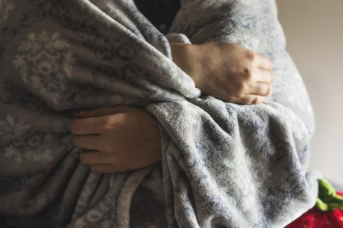 ťažká deka vám pomôže