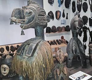 Galéria masiek Hont