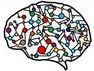 ikona mozog