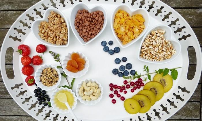 tip ako zvýšiť IQ - zdravé jedlo