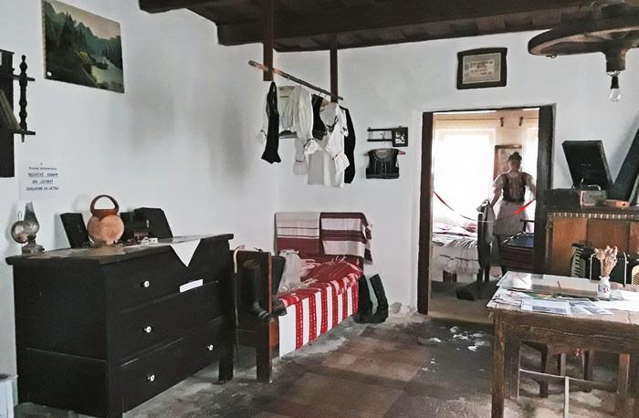 Lišovská izba Hont
