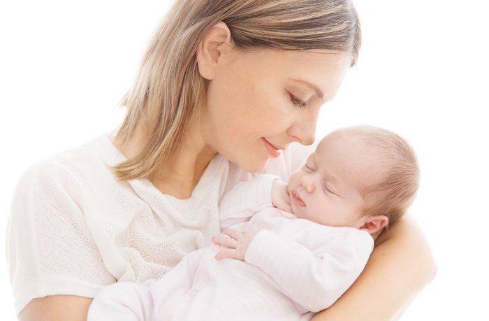 darček pre čerstvú maminku a bábätko