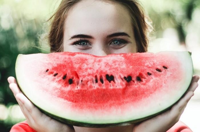 jedlom proti bolesti melón