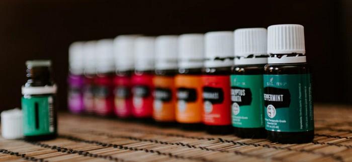 esenciálne oleje na aromaterapiu
