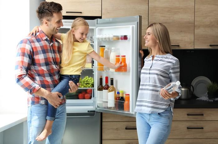 správne skladovanie potravín