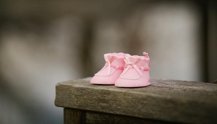 topánočky pre babätko
