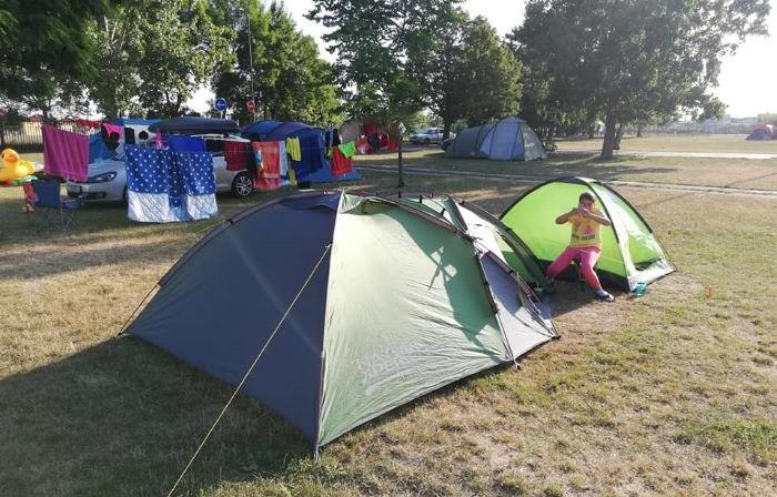 kempovanie na Slovensku - Duchonka camping