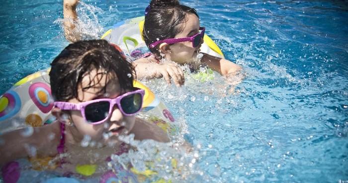ako škodí deťom chlór v bazénoch?