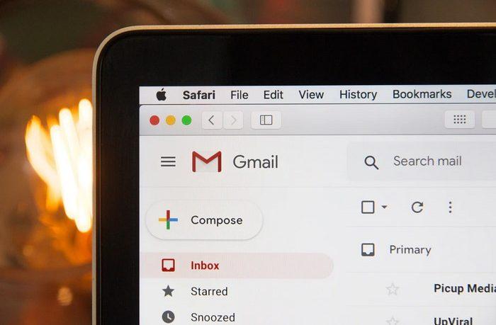 e-mailová choroba