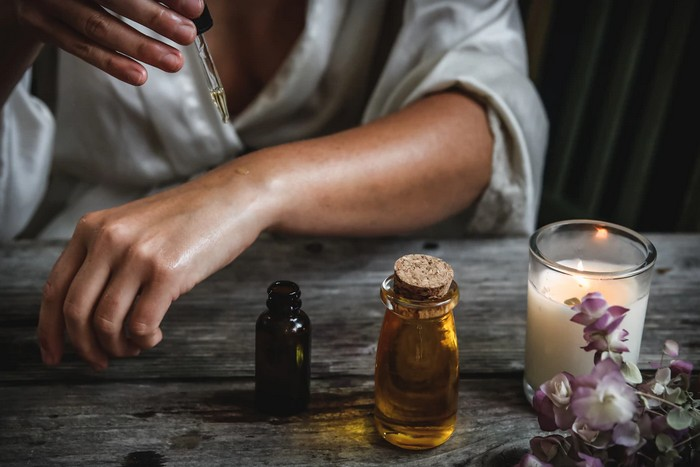 esenciálny olej na boj proti rakovine