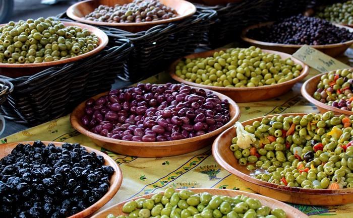 olivy stredomorská strava 11 zložiek
