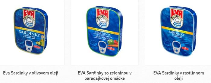 sardinky Eva