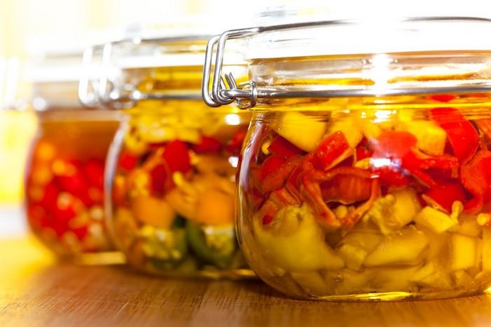 fermentované olivy stredomorská strava 11 zložiek