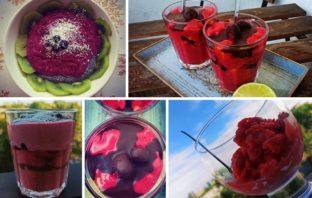 zdravé maškrty - 4 recepty