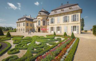 zámok SchlossHof cisárovná Sisis