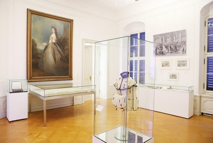 mimoriadna výstava Sisi - zámok Schloss Hof