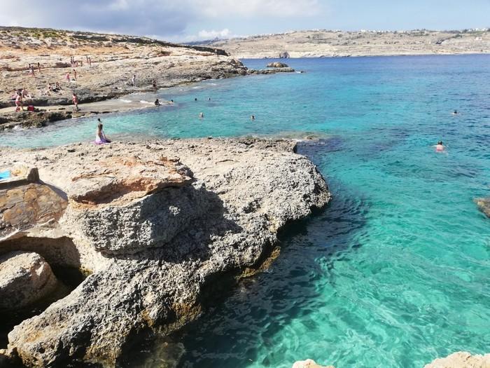 Azúrová zátoka, Malta