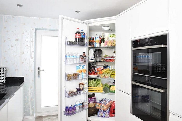 organizácia chladničky krok za krokom