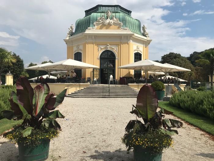 Cisársky pavilón v ZOO Schonbrunn