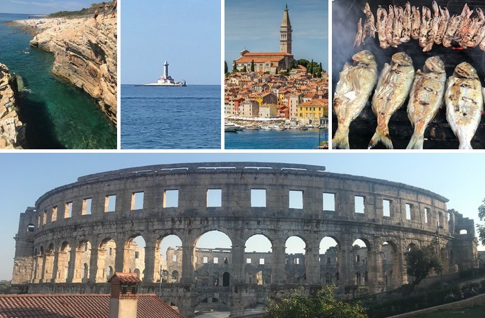 chorvátska Istria