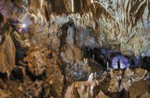 nádherné slovenské jaskyne - Kamenný dážď