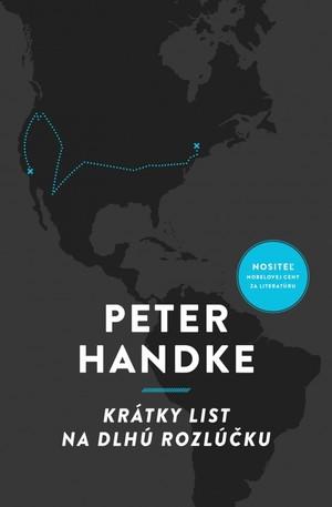 Peter Handke Krátky list na dlhú rozlúčku road movie