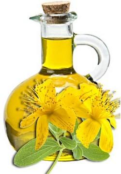 olej z ľubovníka bodkovaného