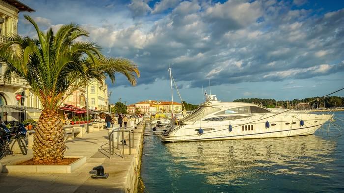 Poreč, Istria